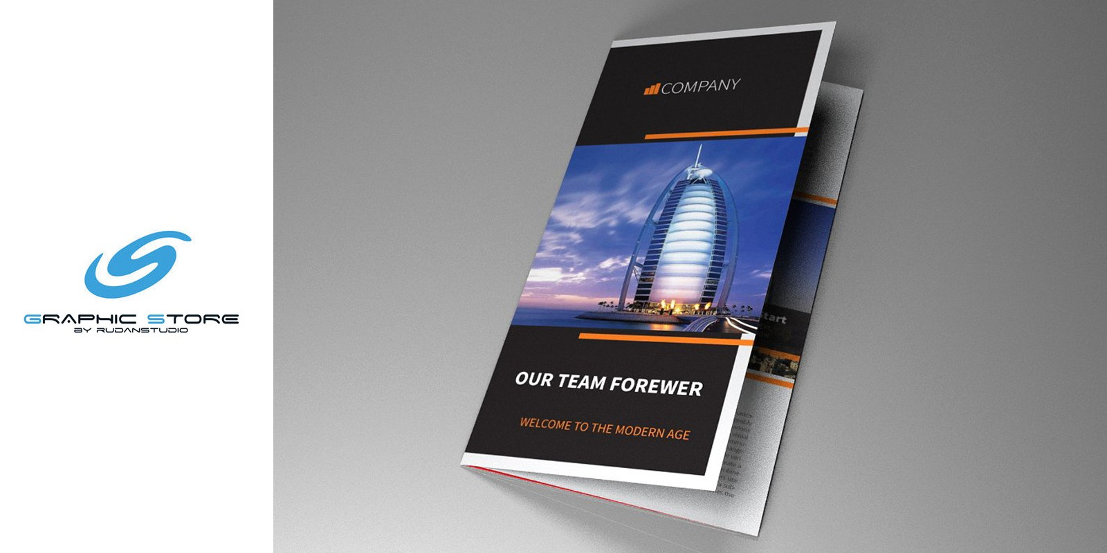Indesign Brochure Corporate Vol 2