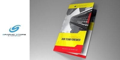 Indesign Brochure Corporate Vol 4