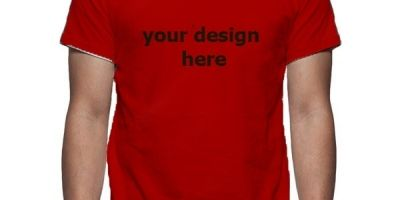 T-Shirt Mock Up Template