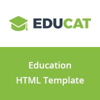Educat - Education HTML Template