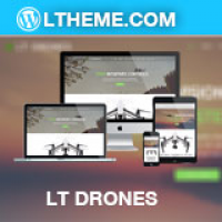 LT Drones - Drone WordPress Theme