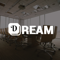 Dream - One Page Business Template