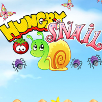 Hungry Snail - Android Puzzle Game Template