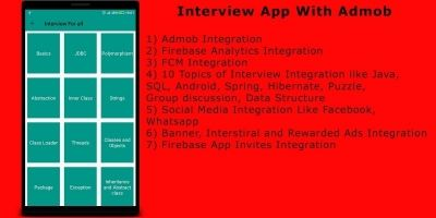 Interview Coaching App For Android