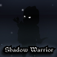 Shadow Warrior Game Character Sprites