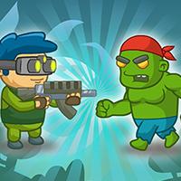 Zombie Defense 2 Survival - Unity Project