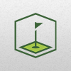 golf-field-logo-template