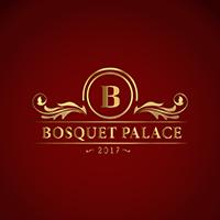 Bosquet Palace Logo Template