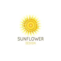 Sunflower - Logo Template