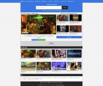 VideoDuo - Video Search Engine PHP Script Screenshot 1