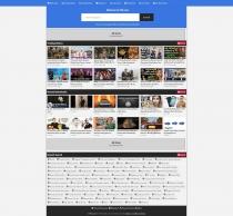 VideoDuo - Video Search Engine PHP Script Screenshot 2