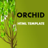 orchid-html-template