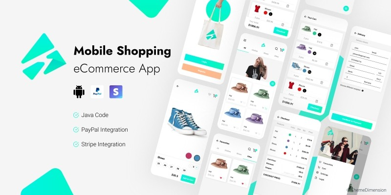 Ivory Shop - Android eCommerce App