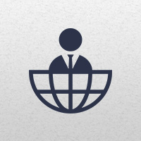 Work Global - Logo Template