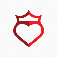 King of Shields - Logo Template