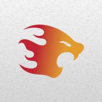 Fire King - Logo template