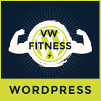 VW Fitness Pro - WordPress Theme