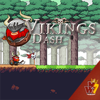 Viking Dash - Buildbox Game Template