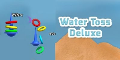 Water Ring Toss Deluxe - Unity Project