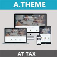 AT Tax - Tax Joomla Template