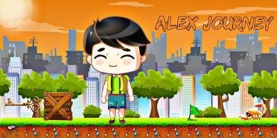 Alex Journey - Buildbox Template