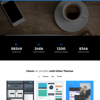 Business - Multipurpose Website Template