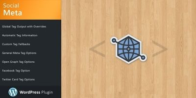 WordPress Social Meta