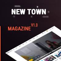 NewTown - Multipurpose Magazine WordPress Theme