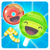 Sweet Candy Slide - Construct 2 Game Template