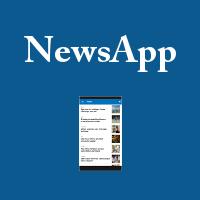 NewsApp - Ionic 3 news Application
