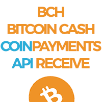 Bitcoin Cash Receive Payments - CoinPayments API