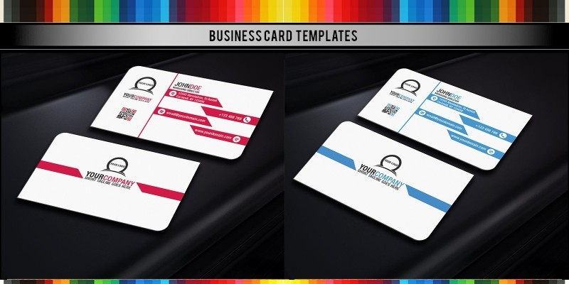 Simple Professional Business Card Style 1