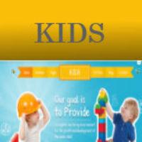 Kids - HTML Template