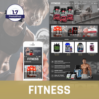 Fitness - Health And Medical PrestaShop Theme