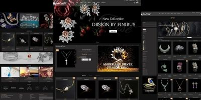 Jewelry PrestaShop Theme
