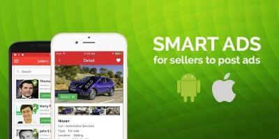 Smart Ads - iOS App Template