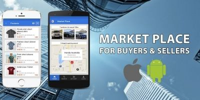 Marketplace - iOS App Template