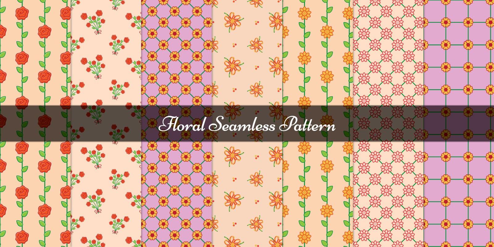 Flowers Patterns
