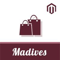 SM Madives - Responsive Multipurpose Magento Theme