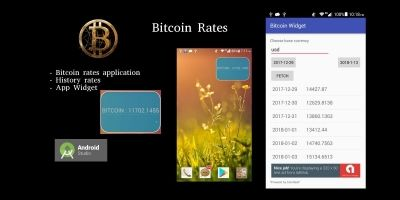 Bitcoin Widget For Android