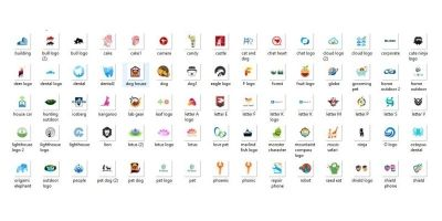 101 Logo Templates Bundle