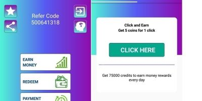 Tap And Earn Rewards App - Android Source Code