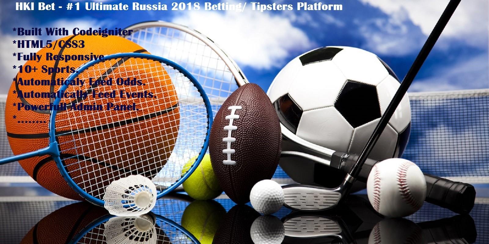 Hkibet Sport Betting Platform - PHP Script