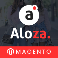SM Aloza - Responsive Magento Fashion Theme