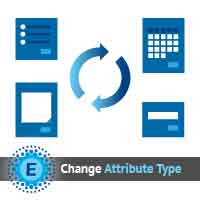 Change Attribute Type - Magento Extension