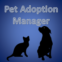 Pet Manager Adoption Script PHP