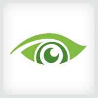 Leaf Eye - Logo Template