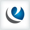 circle-letter-e-logo-template