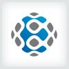 letter-e-pixel-logo-template