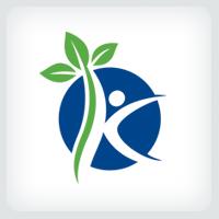 People Leaves Logo